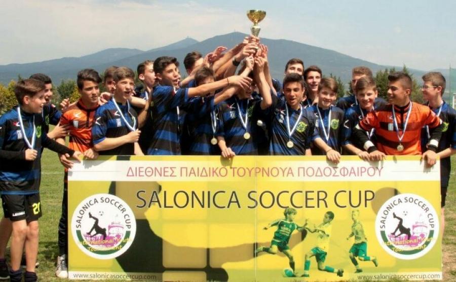 Νίκη (1-0) πρόκριση στον τελικό του Fair Play Cup για το παιδικό του Ποσειδώνα!