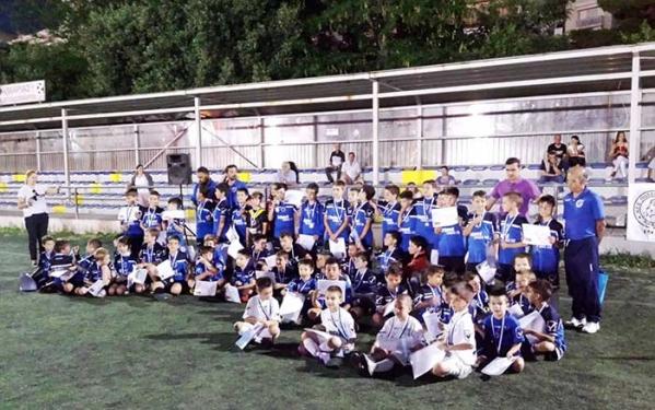 Οι ακαδημίες του Ποσειδώνα σε αγώνες ποδόσφαιρου στην Αθήνα!